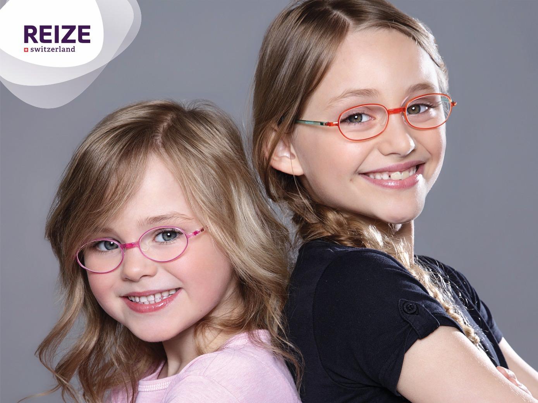 Grosses Sortiment an Kinderbrillen von Swissflex - winti vision by ...